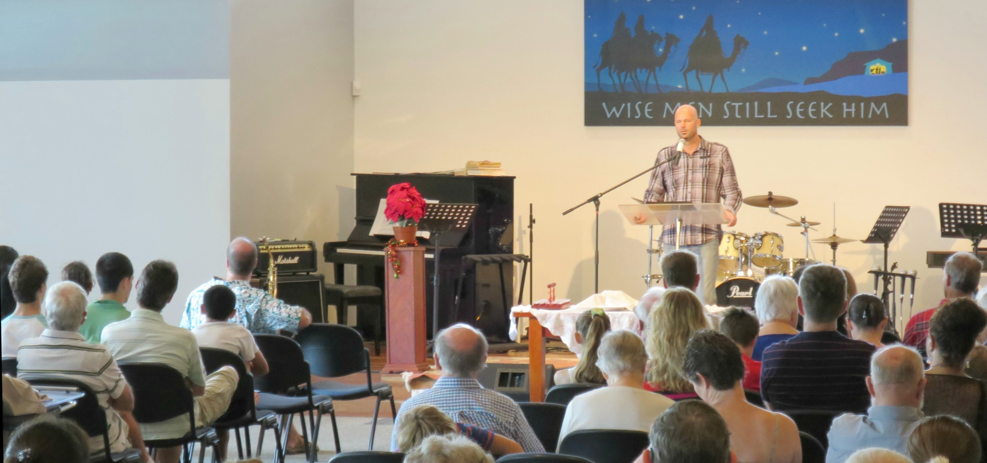 Bellbowrie Community Church - God First · Others Second · Ourselves Last